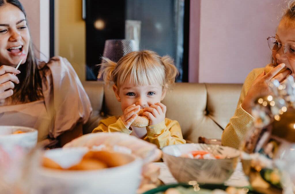 Limonade & lolly's voor de kids