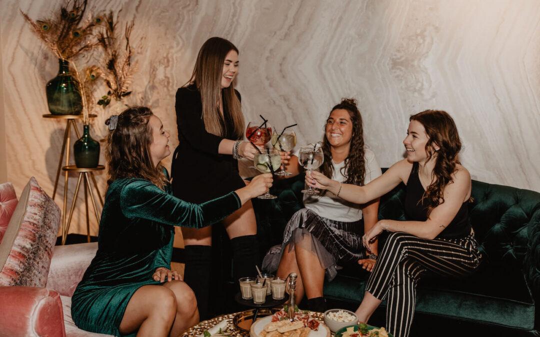 Fabulous cocktail party